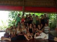Embodied Flow training group photo
