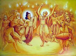 kirtan dancing